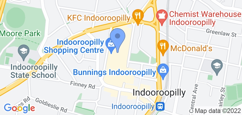 Fitness First - 322 Moggill Rd., (Level 3Indooroopilly Shopping Centre, in the Food Court), Indooroopilly, 4068