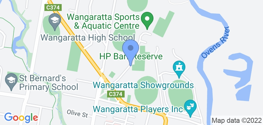 Wangaratta Indoor Sports & Aquatic Centre - Schilling Drive, Wangaratta, 3676
