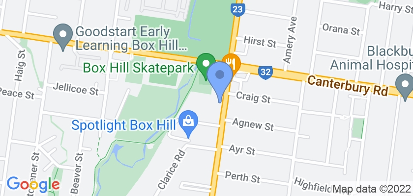 Genesis Fitness Clubs - 321 Middleborough Road, Box Hill South, 3128