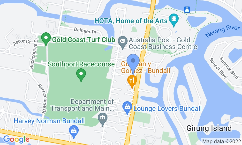 Goodlife Health Clubs map