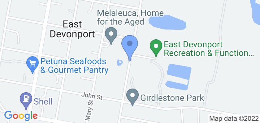 East Devonport Recreation & Function Centre - Caroline St., Devonport, 7310