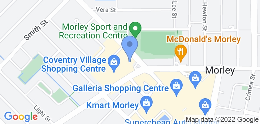 Morley Sport & Recreation Centre - 1 Wellington Rd, Morley, 6062