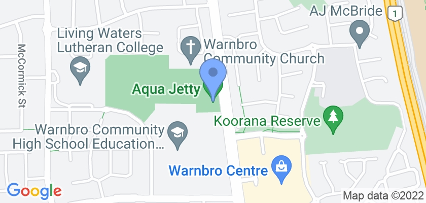 YMCA Health & Fitness Centre - 87  Aqua Jetty, Warnbro Sound Ave, Warnbro, 6169