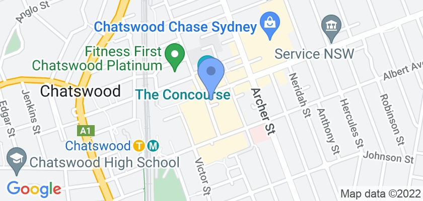 Anytime Fitness - 374 Victoria Avenue, Chatswood, 2067