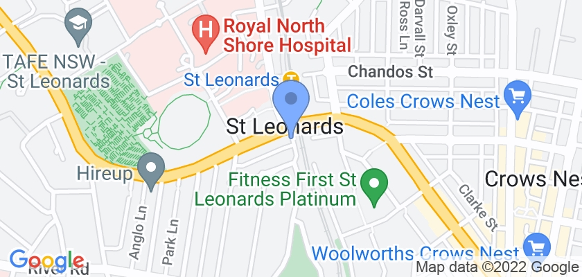 Anytime Fitness - 2/4 Pacific Highway, St Leonards, 2065