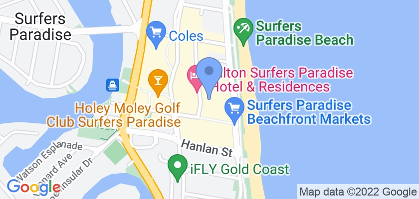 World Gym - 15  Orchid Ave, Surfers Paradise, 4217