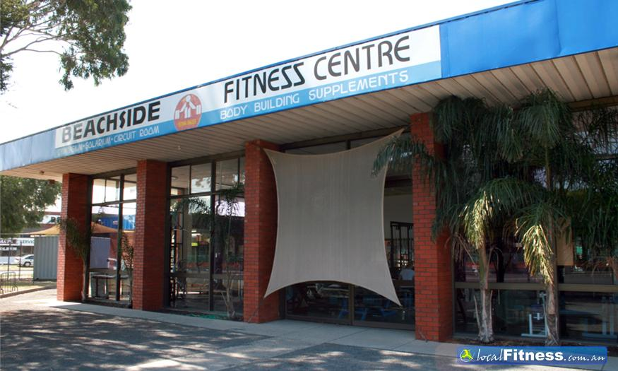 Beachside Fitness Centre front photo