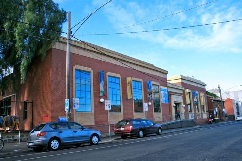 Richmond Recreation Centre - Yarra Leisure front photo