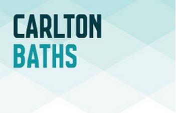 Carlton Baths logo