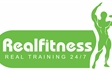 Real Fitness OConnor Logo