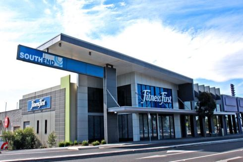 Fitness First Highpoint front photo