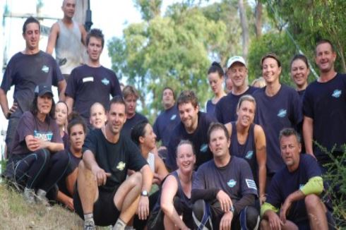Absolute Fitness Bootcamp front photo