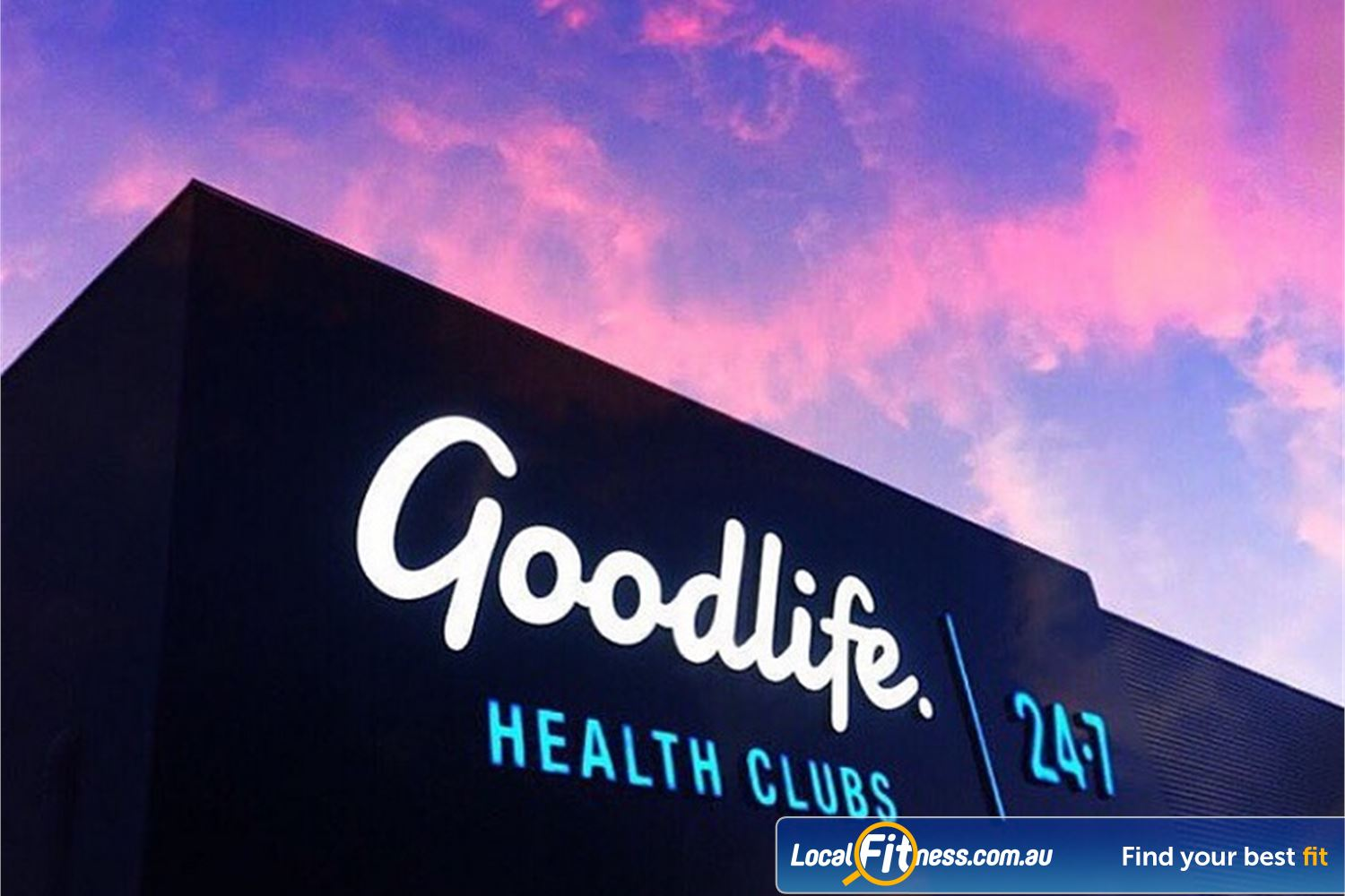 Goodlife Health Clubs (Opening Soon) front photo