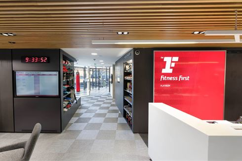 Fitness First Market St. front photo