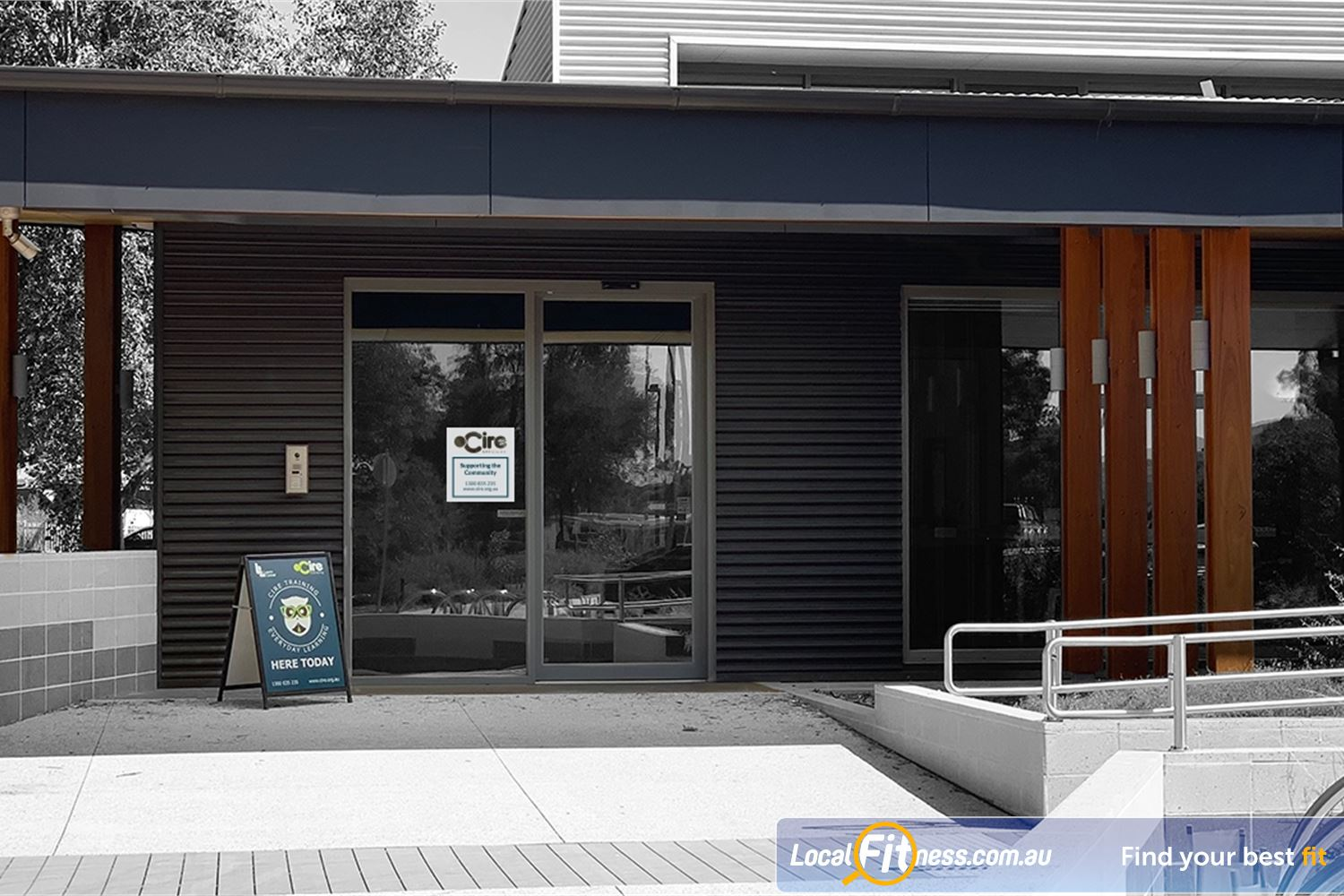 Chirnside Park Community Hub front photo