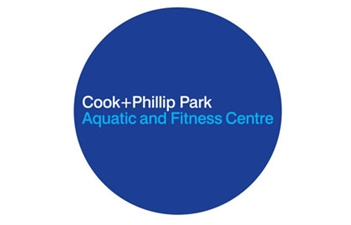 Cook and Phillip Park Aquatic and Fitness Centre logo
