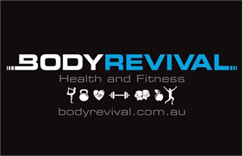 Body Revival Health & Fitness logo