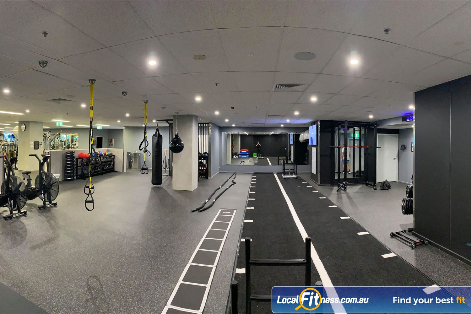 MyFitness Club front photo