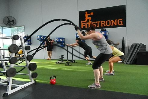 Fit Strong Training front photo