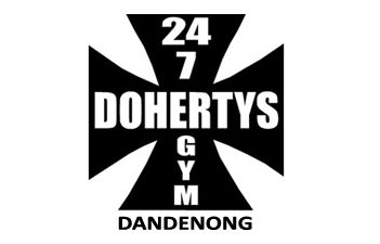 Doherty's Gym logo