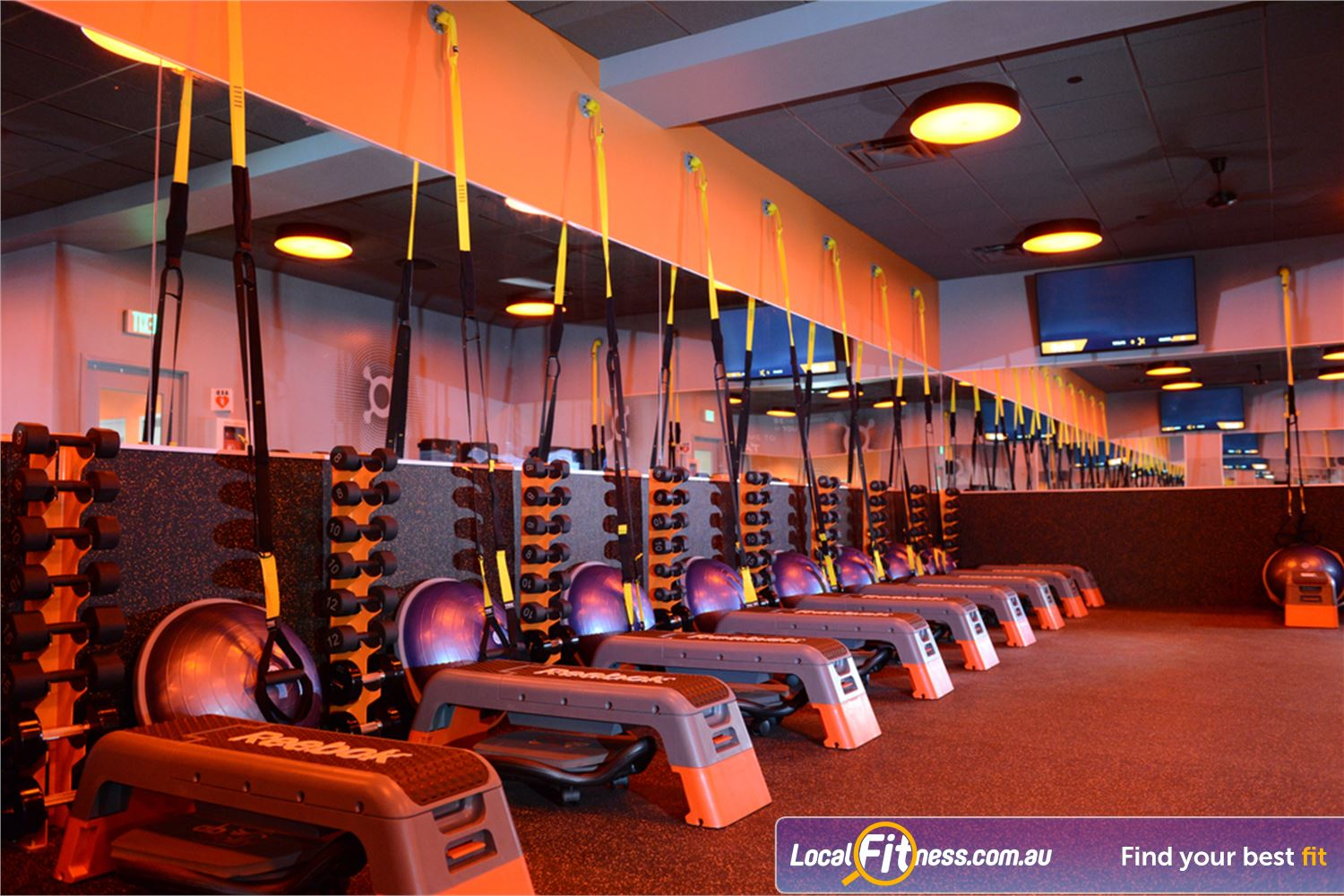 Orangetheory Fitness front photo