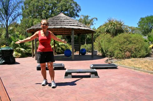 Kerry's Personal Training front photo