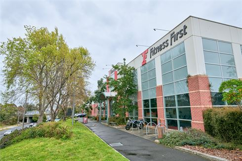 Fitness First Chadstone Tafe front photo
