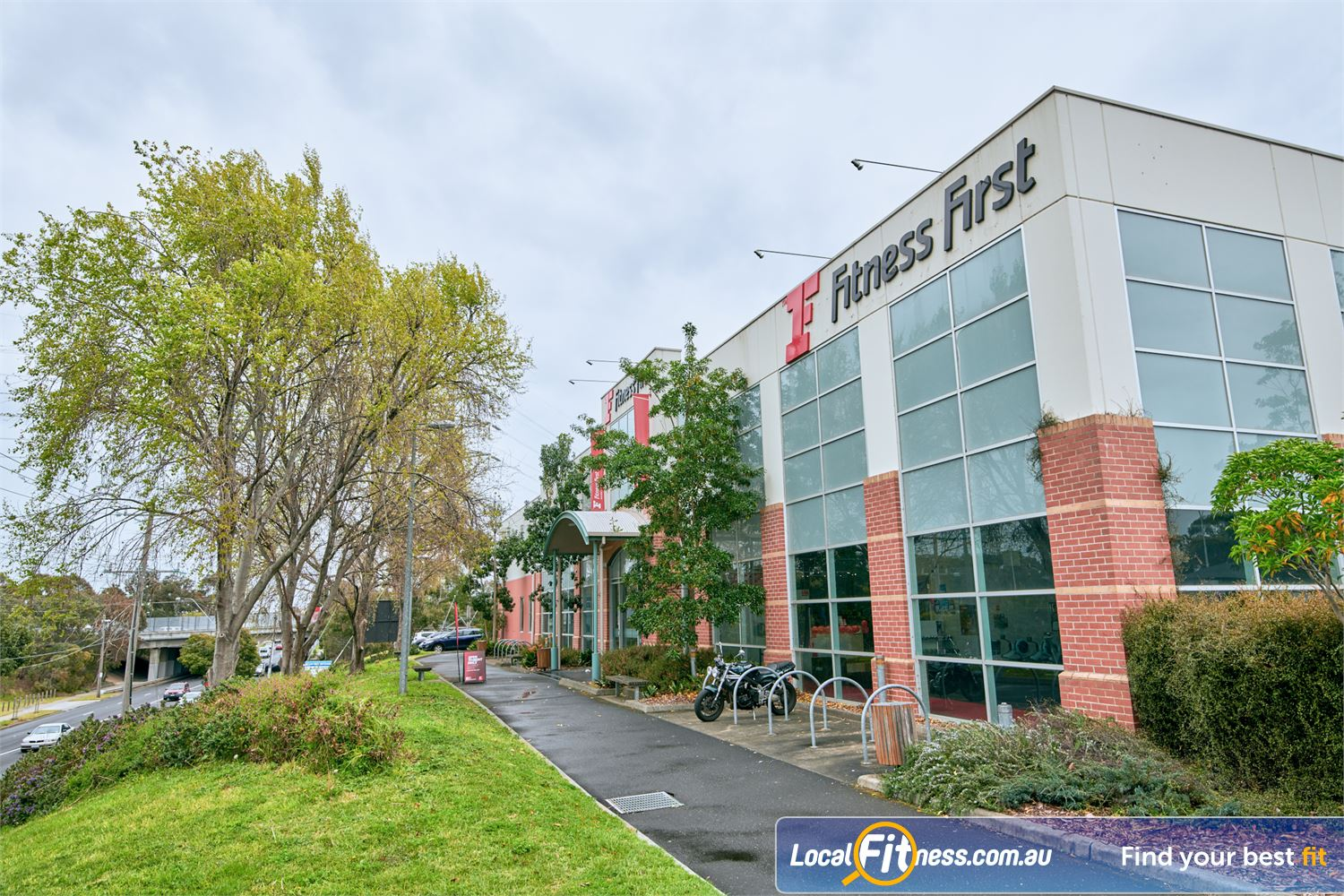 Fitness First Malvern Valley front photo
