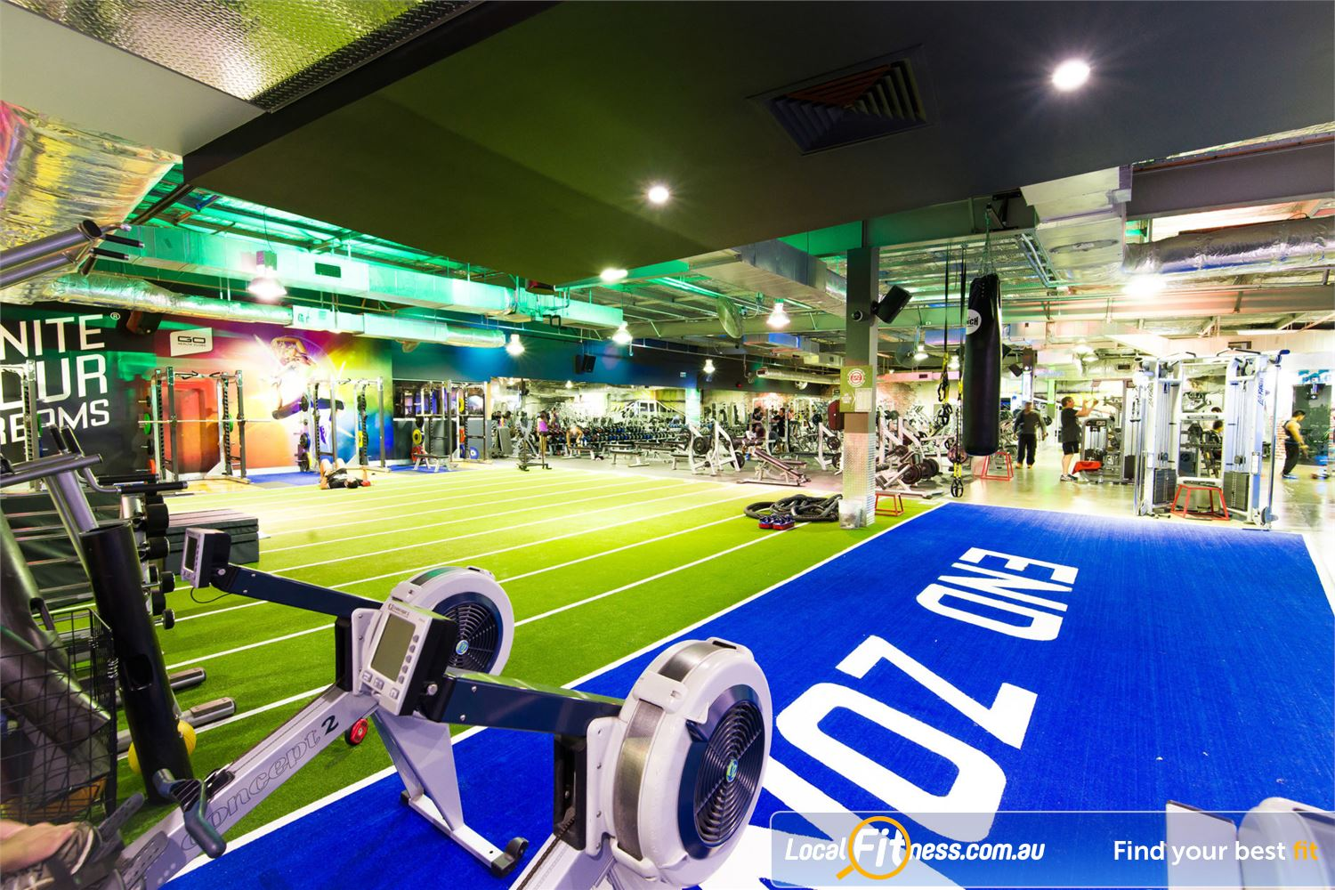 Goodlife Health Clubs front photo