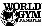 World Gym Penrith Logo