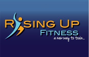 Rising Up Fitness logo