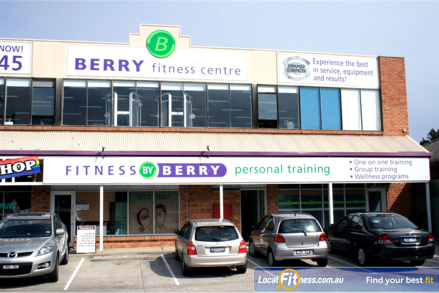 Berry Fitness Centre front photo