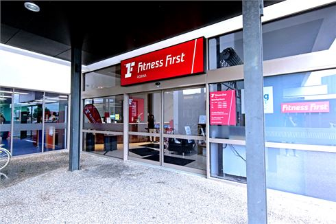 Fitness First front photo