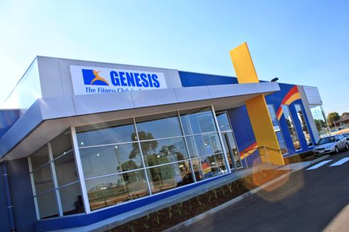 Genesis Fitness Clubs front photo