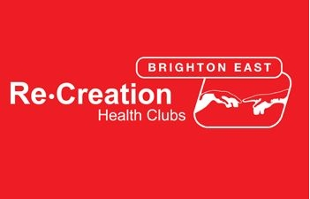 Re-Creation Health Clubs Brighton East logo