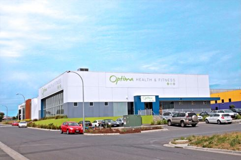 Optima Health & Fitness front photo