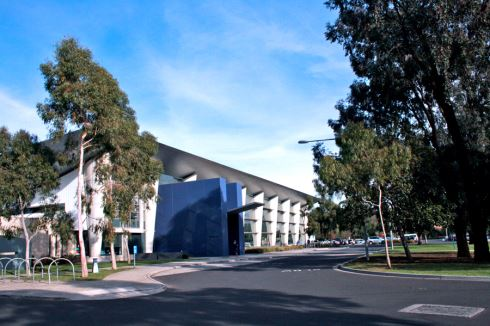 Monash Aquatic & Recreation Centre front photo