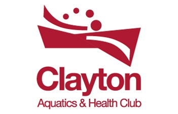 Clayton Aquatics & Health Club logo