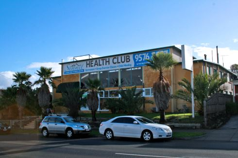 Summit Health Club front photo