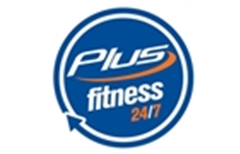 Plus Fitness 24/7 logo