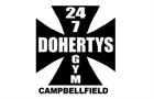 Doherty's Gym Campbellfield Logo