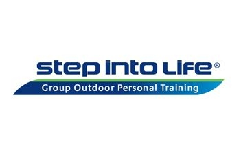 Step into Life Elwood logo