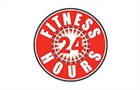 Fitness 24 Hours Fitzroy Logo