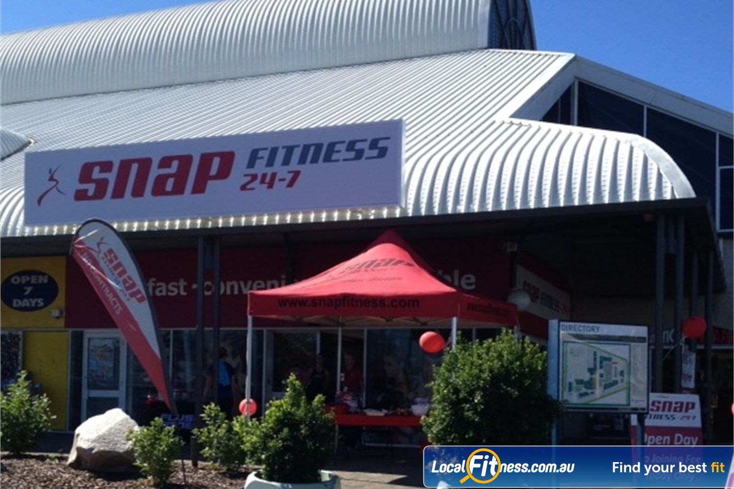 Snap Fitness front photo