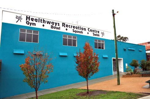 Healthways Recreation Centre front photo