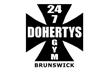 Doherty's Gym Brunswick logo