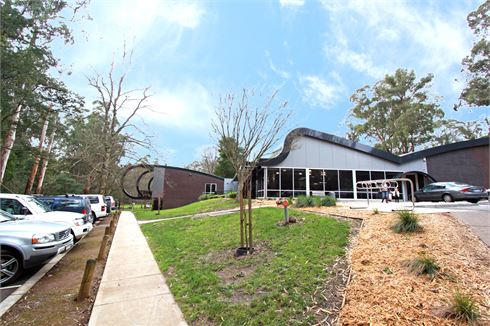 Monbulk Aquatic Centre front photo