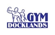 Docklands Gym & Squash Centre World Trade Centre logo