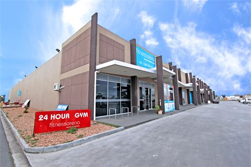 Fitness Arena Roxburgh Park front photo