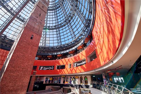 Fitness First Melbourne Central front photo